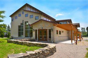 Inspired by Nature—Van's Completes Cook-Albert Fuller Center